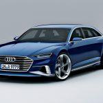 Audi Prologue Avant (фото) будет представлен в Женеве