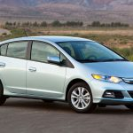 Honda Insight 2 Hybrid — фото, характеристики, видео тест-драйва