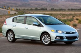 Фото Honda Insight 2 Hybrid