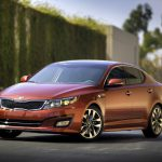 Kia Optima 3 (2015) — цена, фото и характеристики