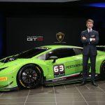Lamborghini Huracan GT3 2015-2016: фото, цена и характеристики