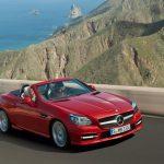 Mercedes SLK 3-го поколения — новый спорткар (фото, характеристики)