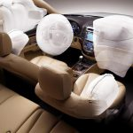 Виды подушек безопасности в современном авто