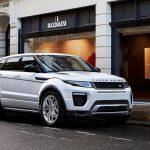 Обновленный Range Rover Evoque будет представлен весной 2015 года