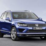 Volkswagen Touareg 2015 — фото и видео тест-драйва