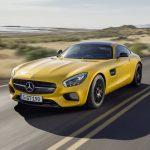 Mercedes AMG GT 2015 получит несколько новшеств
