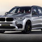 Тюнинг-ателье Manhart Performance представило новый BMW X5 M