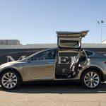 Электрокар Tesla Model X начнёт продаваться в ближайшие три месяца