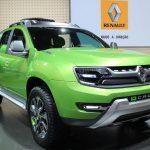 Новый Renault Duster 2016-2017 станет 7-местным