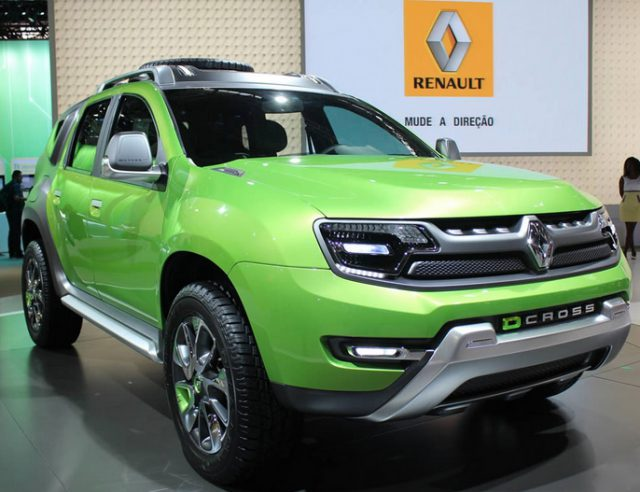 Renault Duster 2016 фото
