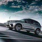 BMW X5 и BMW X5 M 2016 модельного года будут представлены на выставке в Женеве в марте 2015