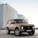 Старая легенда в новой обёртке — Lada 4х4 Urban