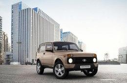 Lada 4x4 urban - городская модификация классического внедорожника