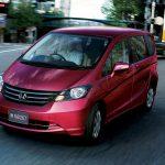 Компактвен по-японски — Honda Freed Spike