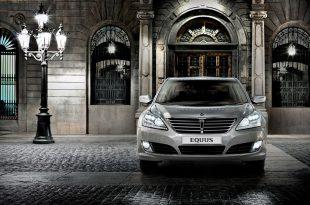 Фото Hyundai Equus Royal Limousine
