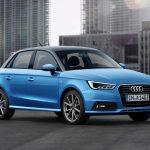 Доработанная новинка Audi A1 появилась на официальном рендере