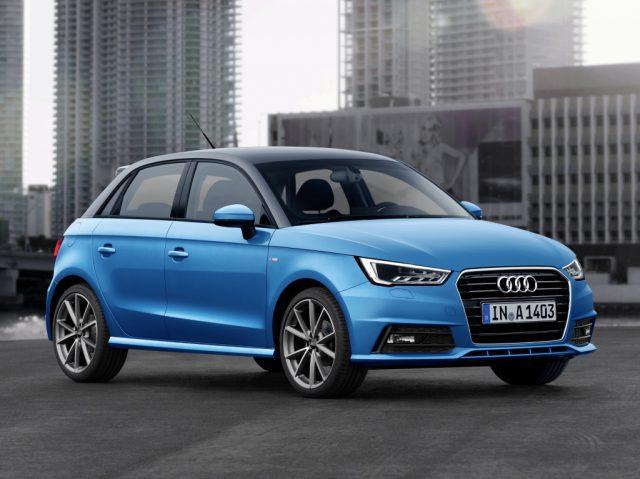 Обновленный Audi A1 2015-2016 фото