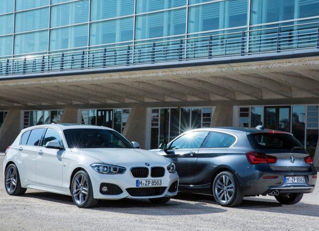 Фото BMW 1 Series 2015-2016 года