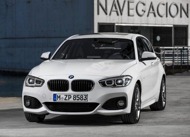 BMW 1 Series 2015-2016