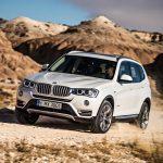 Обновленный BMW X3 2016 — фото, цена, технические характеристики, видео тест драйв