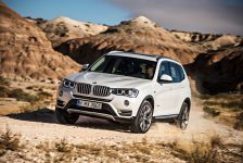 Фото BMW X3 2015-2016