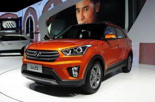 Фото Hyundai IX25 2015-2016