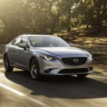 Mazda 6 лучше всего продается в России среди конкурентов