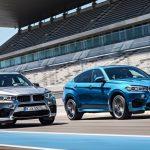 BMW объявила российские цены на кроссоверы X5 M и X6 M 2015-2016