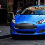 Обновленный Ford Fiesta поступит в продажу уже в 2015 году