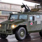 ГАЗ-2330 «Тигр» — настоящий армейский автомобиль