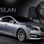 Hyundai Aslan 2015 (2016) — новый седан из Южной Кореи