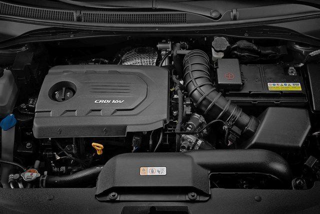 Мотор Hyundai i40 CRDI 16V