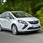 Opel Zafira превращают во внедорожник