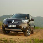 Renault Koleos 2015-2016 улучшен специально для России