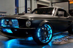 Тюнинг Ford Mustang 2012 (фото)