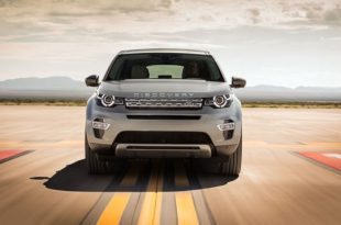 Фото Land Rover Discovery 2015-2016