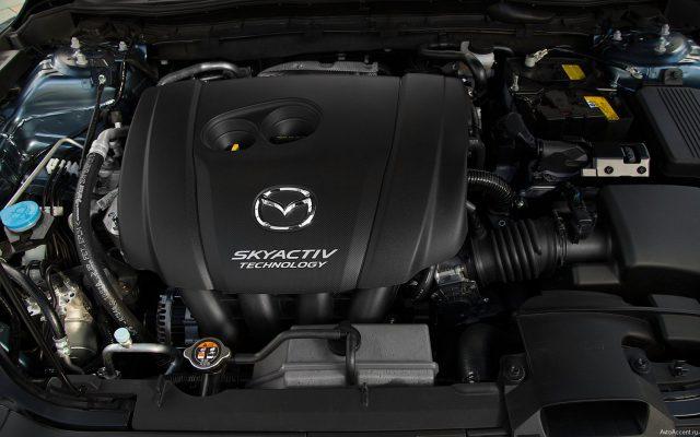 Двигатель SkyActive Mazda