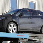 В сеть попали секретные фотоснимки обновленного кроссовера 2015 года Opel Mokka