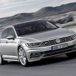 Volkswagen Passat назвали автомобилем года 2015 в Европе