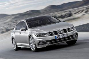 Фото Volkswagen Passat 2015