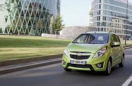 Фото Chevrolet Spark 2014-2015