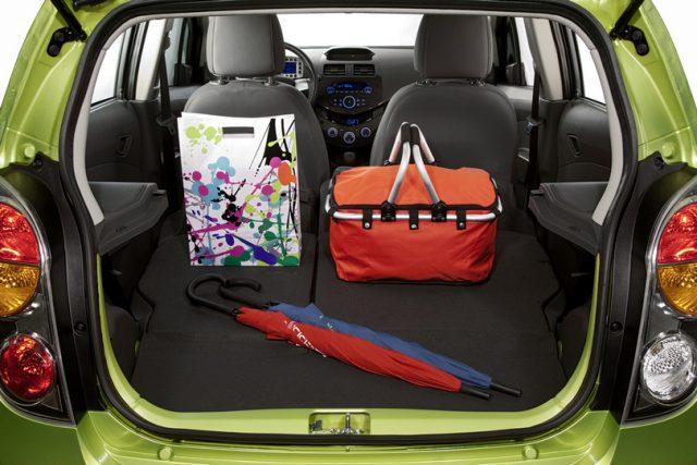 Багажник Chevrolet Spark