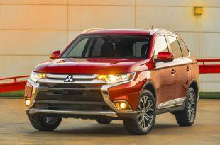 Новый Mitsubishi Outlander был представлен на Нью-Йоркском автосалоне