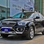 Внедорожник Lifan X80 в России будет стоить не дороже миллиона рублей