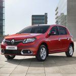 Снижение цен на Renault Logan и Sandero