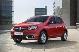 Renault Logan и Sandero подешевели