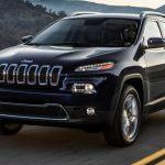Выпуск Jeep Cherokee 2015 с дизельным мотором