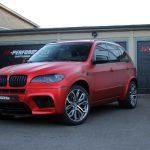 Выпущена очередная заряженная версия BMW X5M «Fostla» от ателье «Fоstla.dе» и «PP-Рerfоrmance»