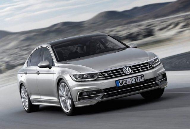 Фото Volkswagen Passat 2015-2016