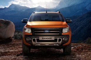 Фото Ford Ranger 2015-2016 3го поколения